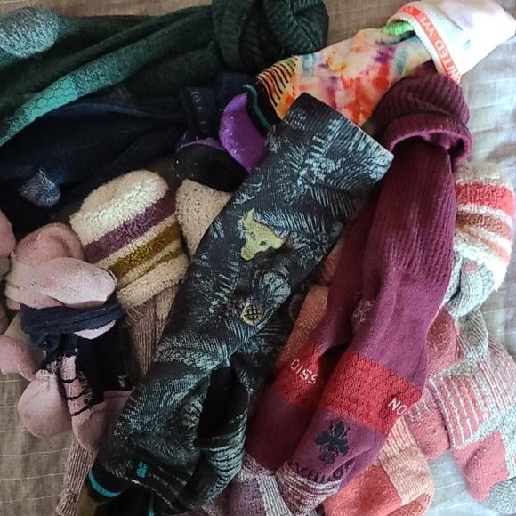Sock Bundle! Bombas, UA, Carhartt
